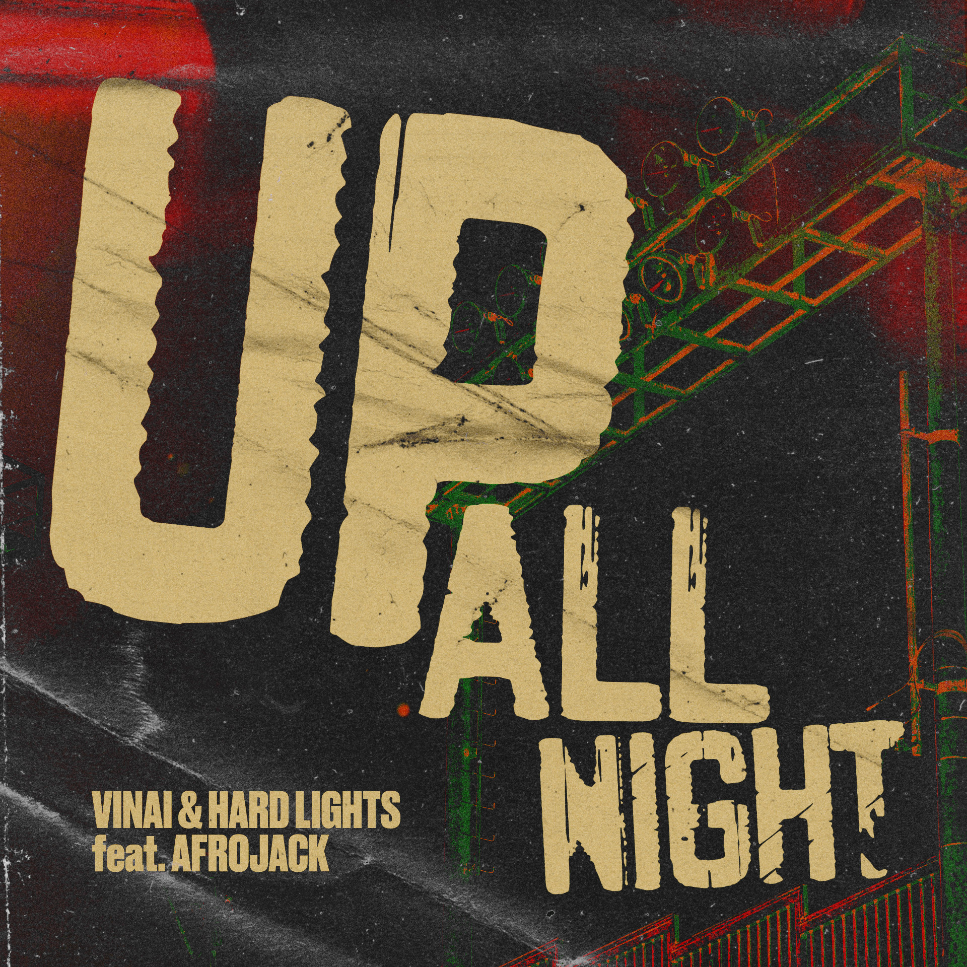 VINAI & Hard Lights Feat Afrojack